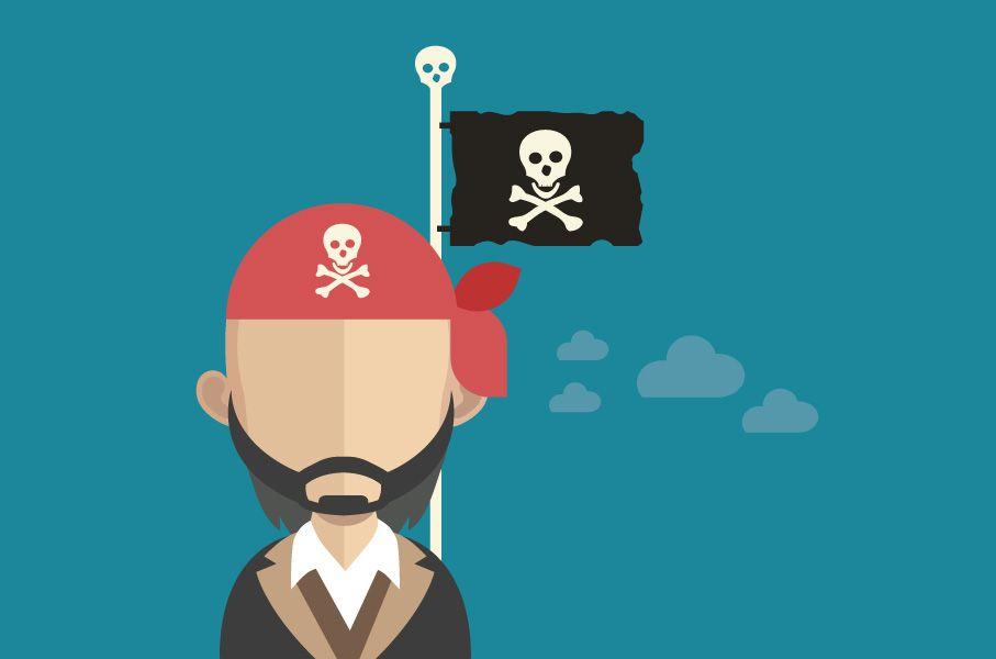 Піратська бухта: чи будуть дотримуватися авторські права в Україні