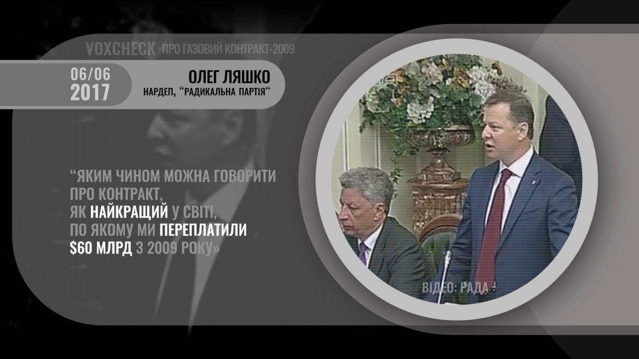 Видео VoxCheck #36 про газовый контракт с Россией