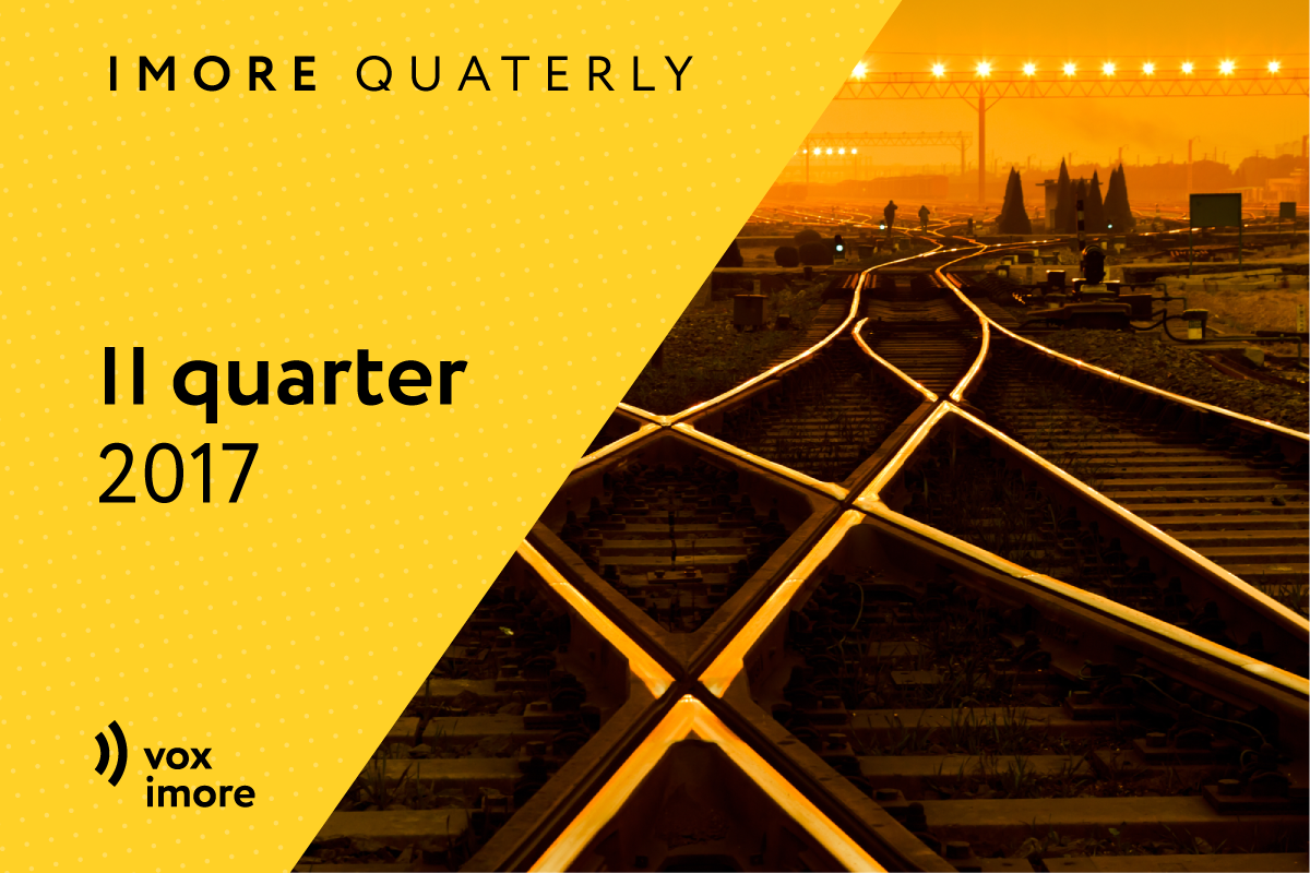 """Train """"Ukraine – Future"""": In Which Direction Did the Country Move in the Second Quarter of 2017?"""