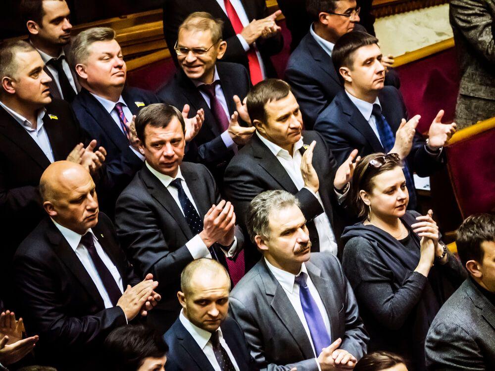 Три года с мандатом, или Как измерить «полезность» украинского депутата