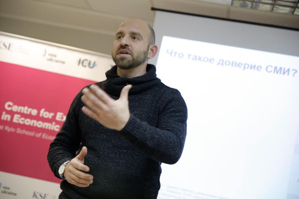 Не верю!!! Как украинским СМИ вернуть доверие читателей-зрителей