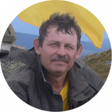 Роман Черніга, докторфізико-математичних наук