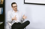 інтерв'ю з Романом Шереметою