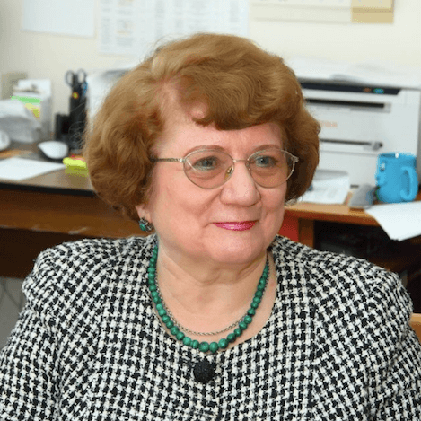 Antonina Kolodii, PhD, Professor of Political Science (Lviv, Ukraine)