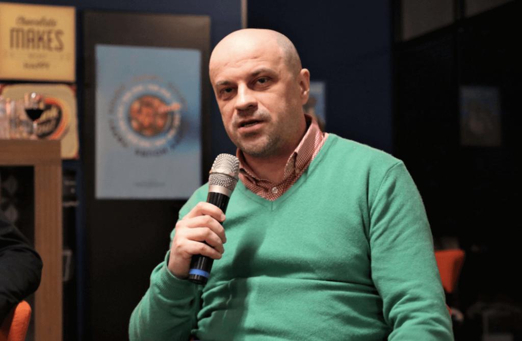 Максим Бутченко, кореспондент НВ