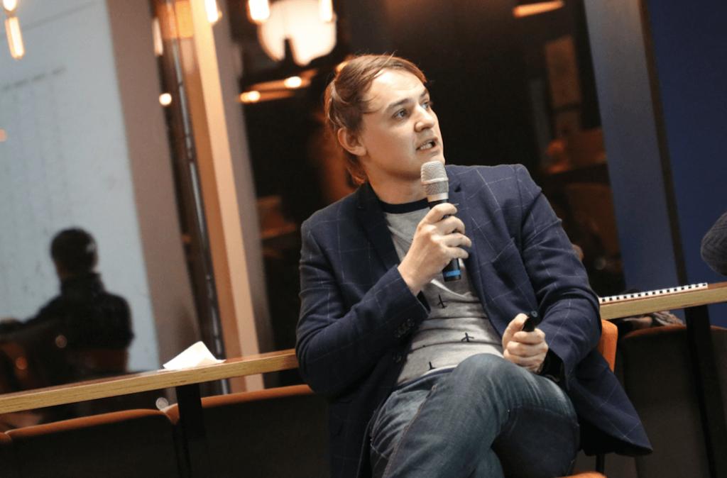 Тимофій Брік,співавтор дослідження, соціолог, викладач Київської школи економіки