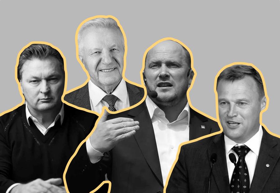 Выборы близко. VoxCheck претендентов на пост президента