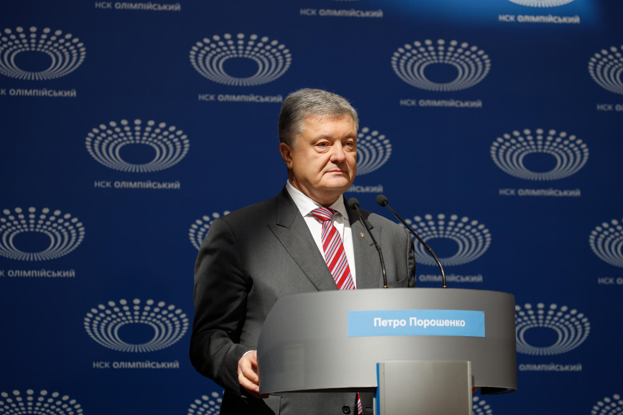 Стадион так стадион. Фактчек Петра Порошенко на дебатах 14 апреля