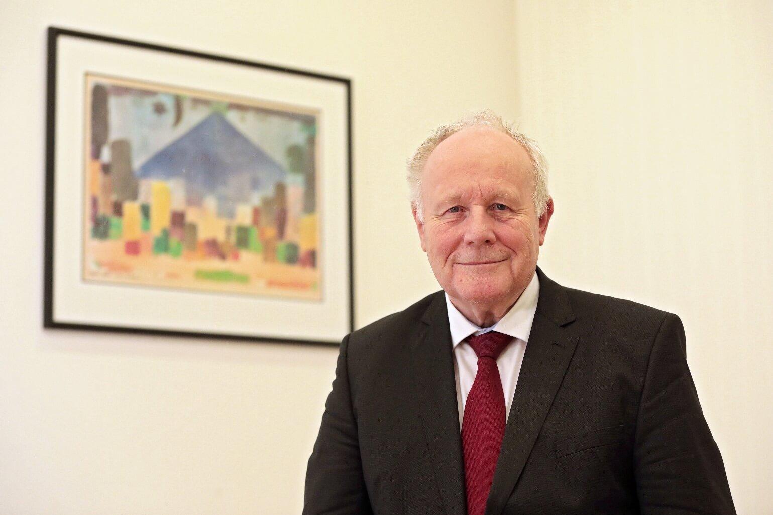 Георг Мільбрадт: «Децентралізацію не вийде розвернути – реформа є дуже популярною серед населення»