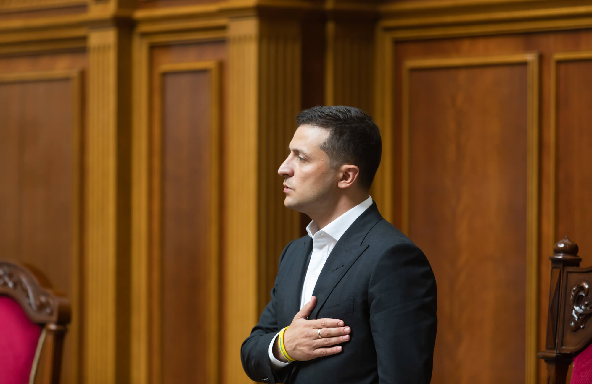 Zelensky's New Constitution: What Is On The Table?