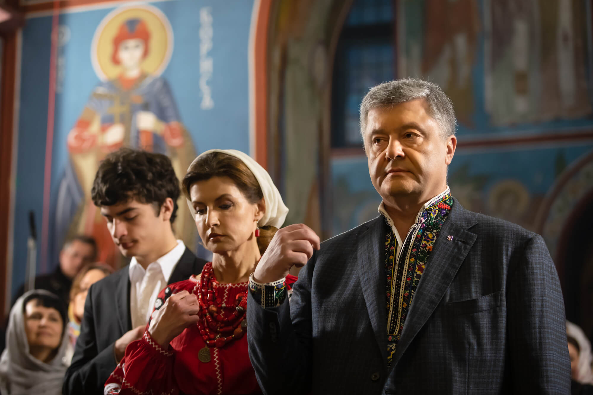 Acts of Faith: Did Religion Influence Voting for Poroshenko After All?