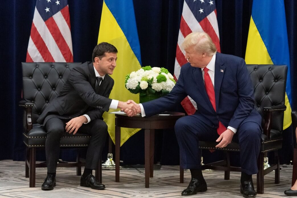 Trump's Impeachment Isn't Over for Ukraine's Citizens