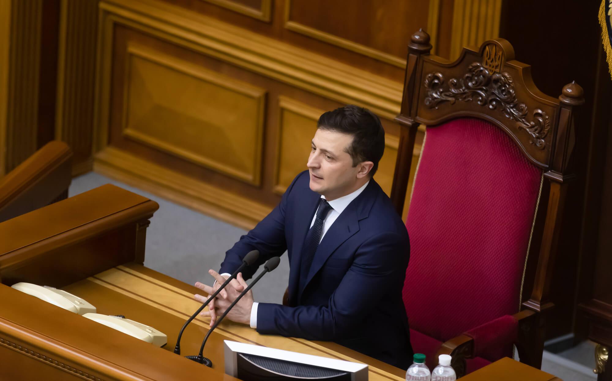 З автографом Володимира Зеленського: які реформи підтримав президент