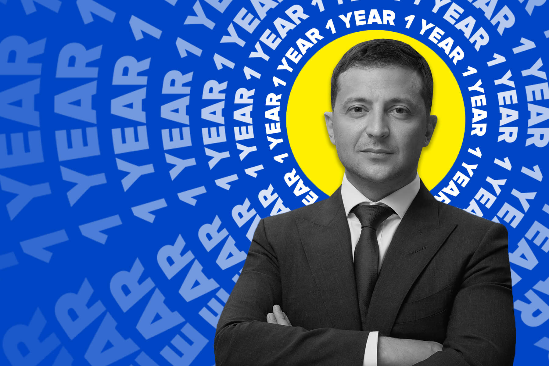 """There Will Be No Oscars. Looking Into The Film Titled """"A Year Of President Zelenskyi"""""""