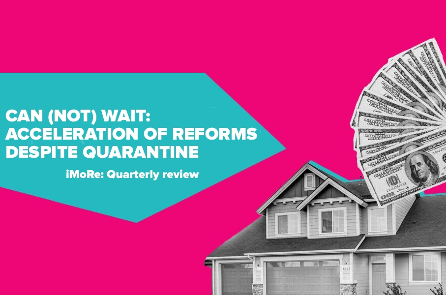 Can (Not) Wait: Acceleration of Reforms Despite Quarantine