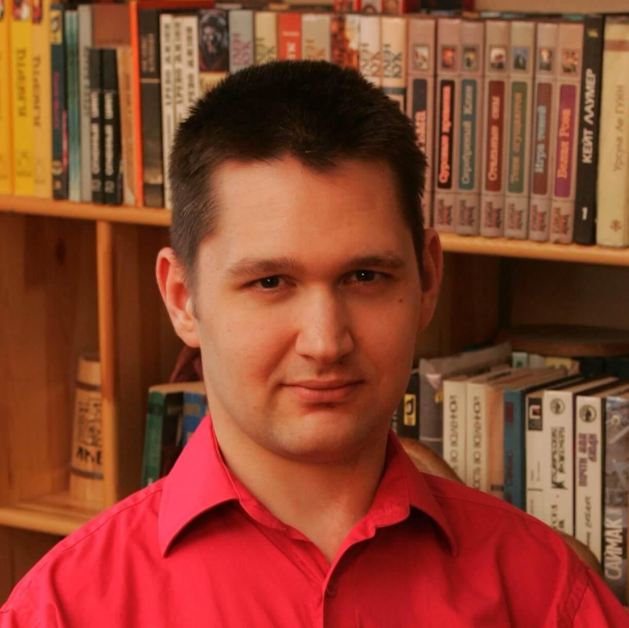 Александр Жолудь