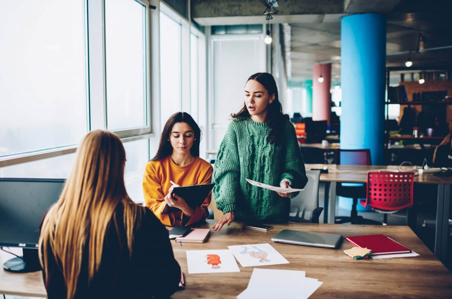 Female Entrepreneurship and Financial Frictions