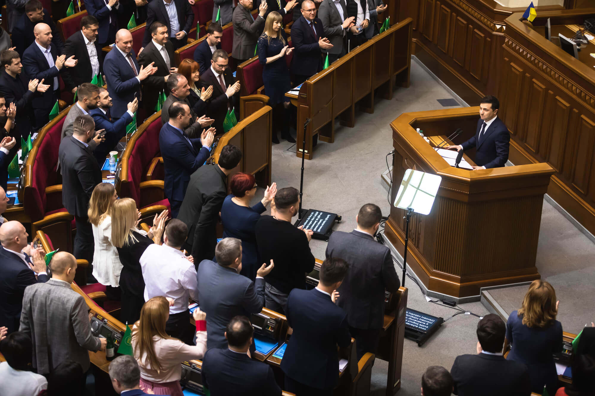 Zelenskyi's second year. VoxCheck analysis of the President's lies, promises and rhetoric