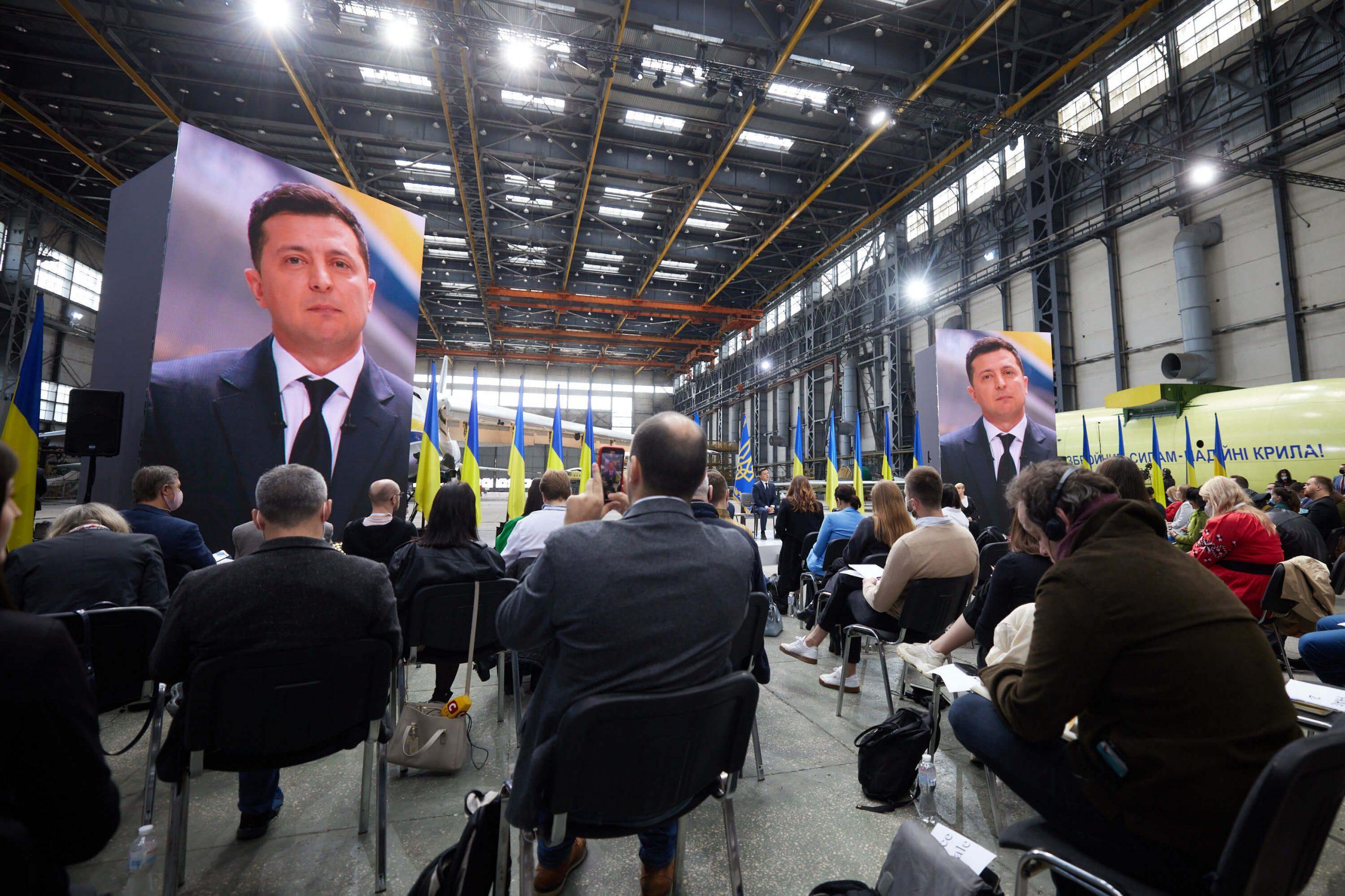 Пресс-конференция Зеленского. Насколько честен был президент с журналистами?