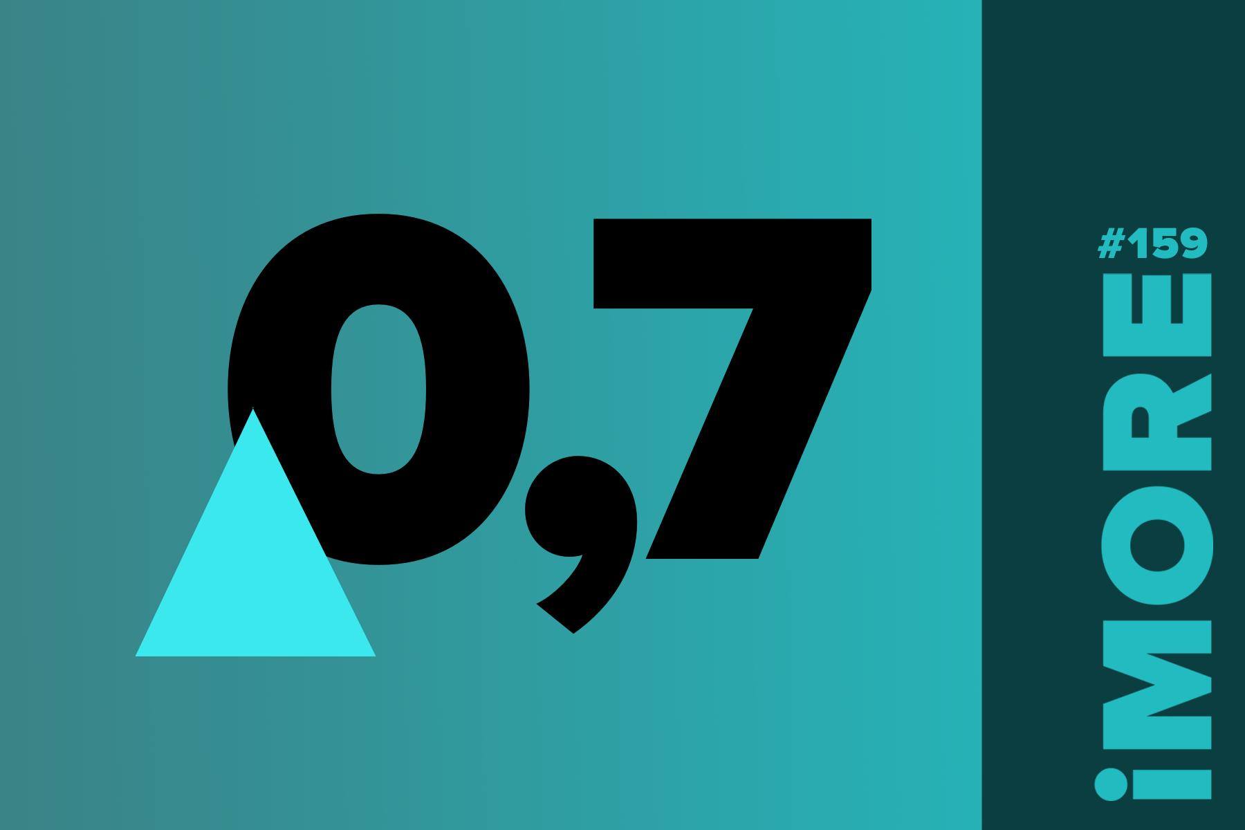 іМоРе №159: Пересчет валютных кредитов и новые наборы открытых данных